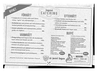 cateringmeny